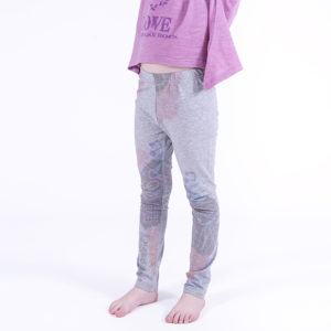 LEGGING   ESTAMPADO GRIS