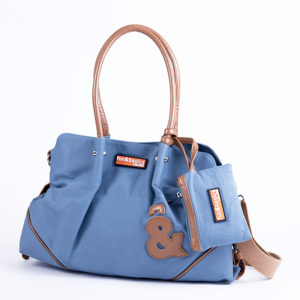 BOLSO CANVAS VAQUERO