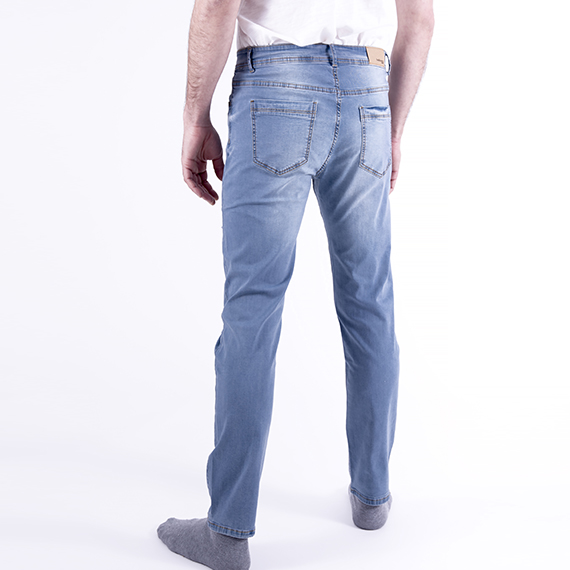 PANTALON VAQUERO   DESTROYER AZUL   MEDIO