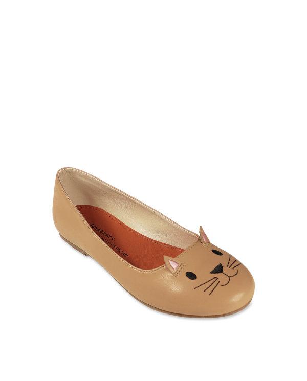 Bailarina gato camel