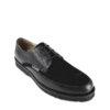 Zapato piel combinado