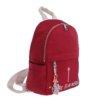 Mochila mujer Fun & Basics nylon rojo