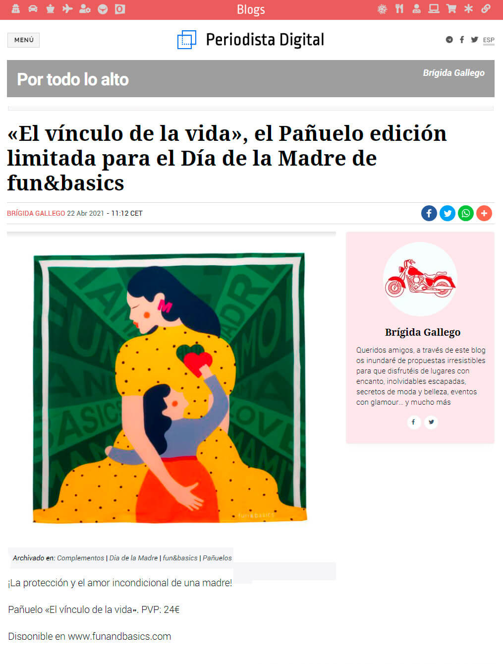 Pañuelo funandbasics